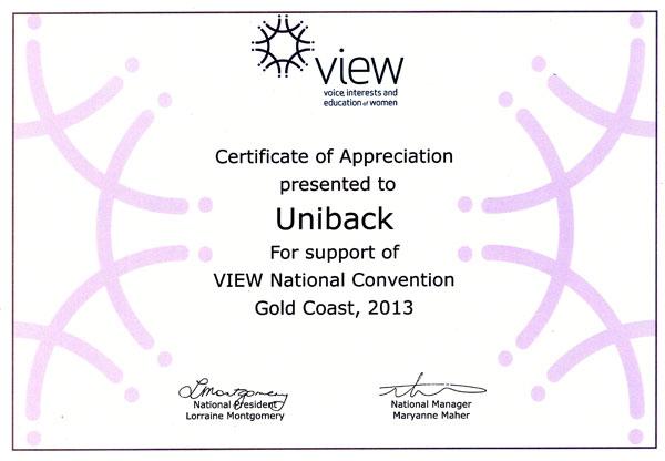 View_appreciation